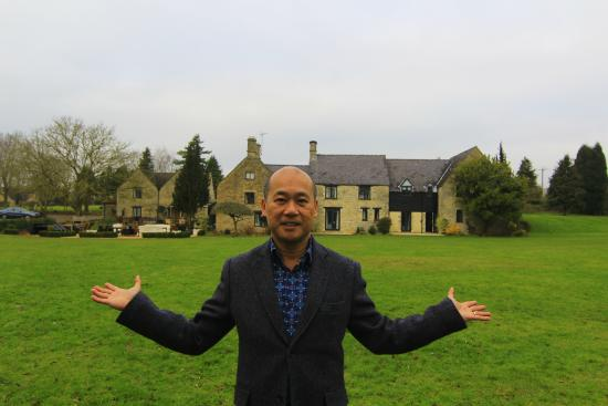 Mill House Hotel: lord of the manor