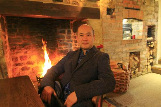 Mill House Hotel: you feel like the lord of the manor