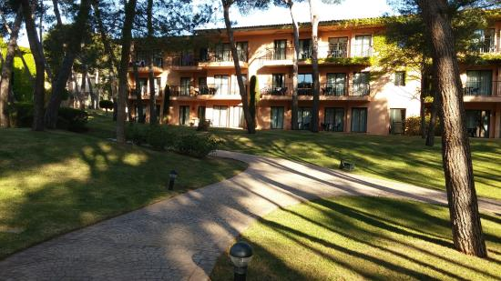 Vell Mari Hotel & Resort: Anlage
