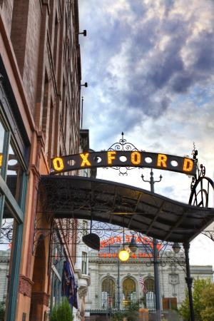 The Oxford Hotel: Oxford Exterior / Denver Union Station