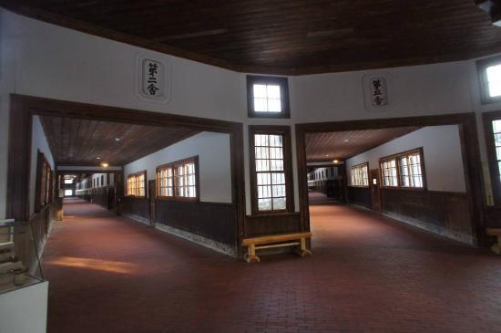 五翼放射状平屋舎房 - Picture of Abashiri Prison Museum, Abashiri - TripAdvisor