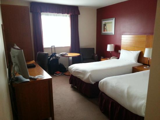 Ardmore Hotel: Twin Hotel Room