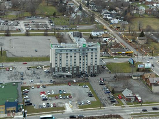 wyndham garden niagara falls fallsview wyndham hotel partir du skylon tower - Wyndham Garden Niagara Falls Fallsview