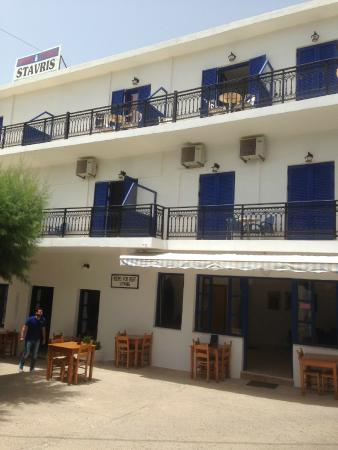 Hotel Stavris: Hotel Starvris