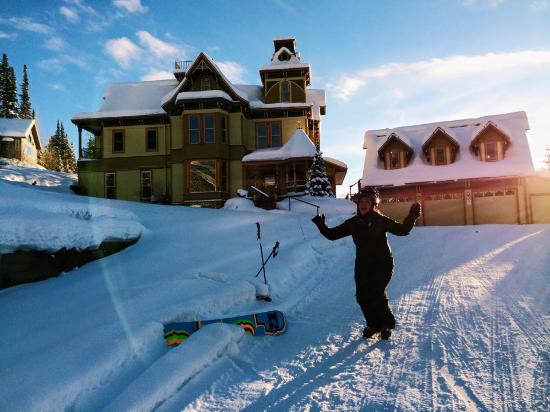 The Victorian: After a day on the slopes