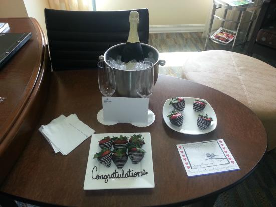 Hilton Orlando Bonnet Creek: Thanks