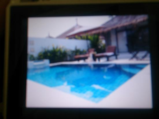 Dhevan Dara Resort & Spa Hotel : garden pool villa