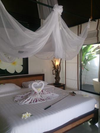 Dhevan Dara Resort & Spa Hotel : bedroom