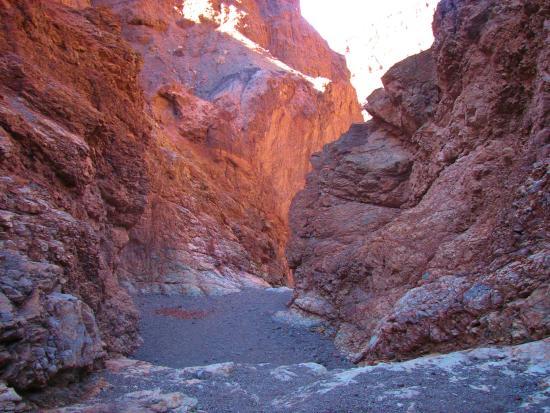 Natural Bridge Canyon