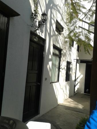 Hotel Casa Molina: Patio