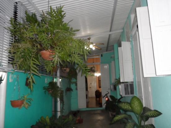Terraza Planta Baja Picture Of Hostal Casa Verde 3709
