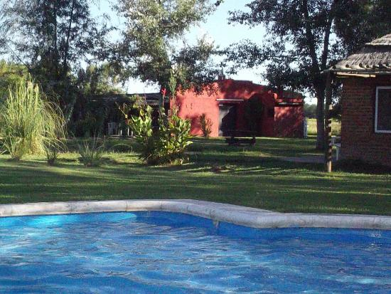 Hosteria de Campo Santa Maria : descansando
