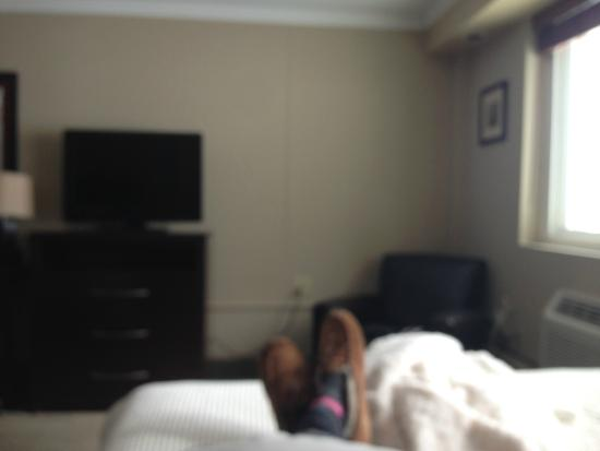 Red Roof Inn & Suites Herkimer: room