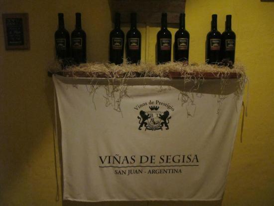 Vinas De Segisa