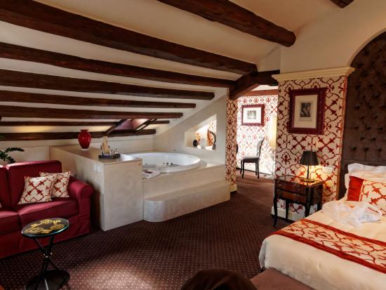 Hotel Londra Palace: chambre 502