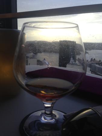 Cognac as sunsets