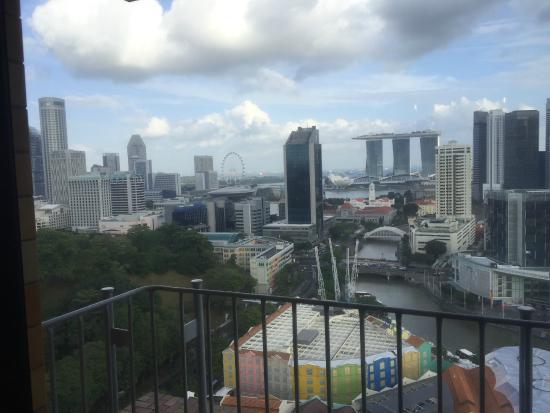 Staycation @ Clarke Quay - Novotel Singapore Clarke Quay