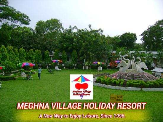 Daca (división), Bangladés: Meghna Village Holiday REsort