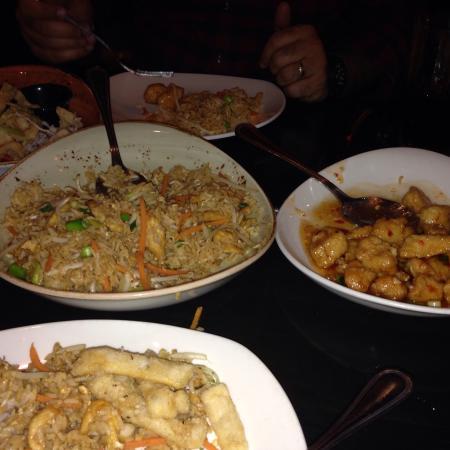 P.F. Chang's: Nice and tasty food
