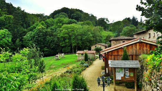 Saint-Bonnet-le-Courreau, Frankrijk: Le Moulin des Massons