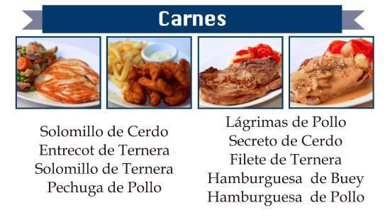 Restaurante Bar OÑA : Carnes de Calidad