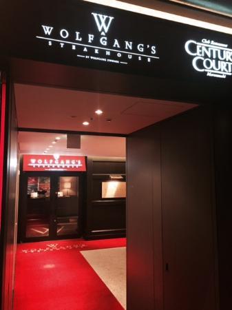 Wolfgang Steak House Marunouchi