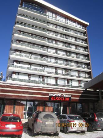 Grand Murgavets Hotel: Esterno