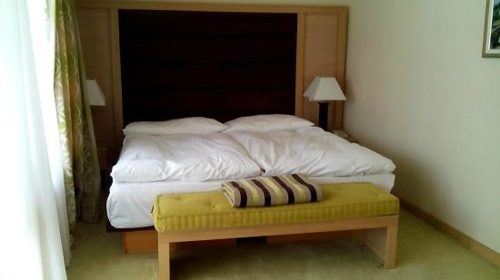 Grand Murgavets Hotel: Letto king size