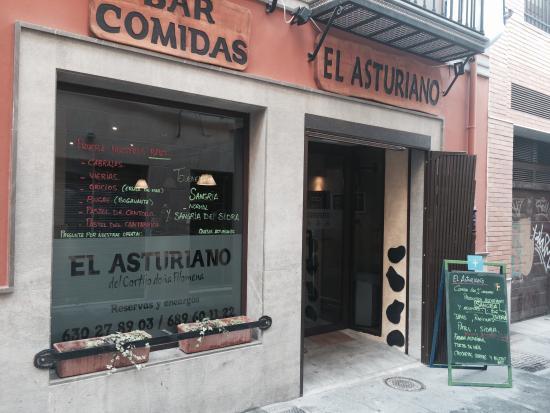 Bar El Asturiano