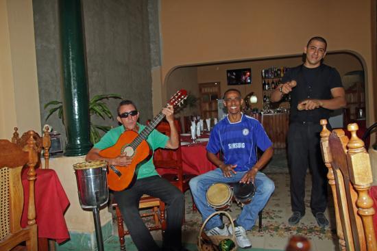 La Casona Guevara : God musikk!!