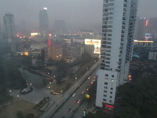Ramada Yichang : View from the 23th floor