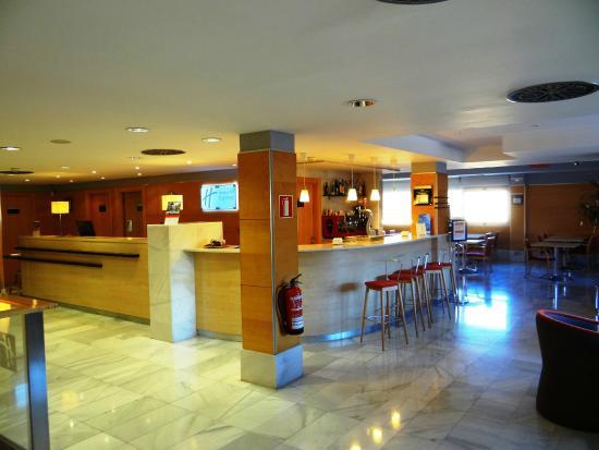 Holiday Inn Express Alcobendas - reception