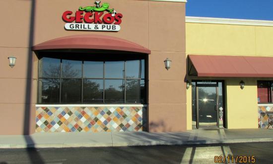 Gecko's Grill & Pub Clark Road