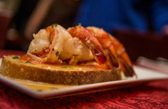EJ Cabots: Colossal Shrimp