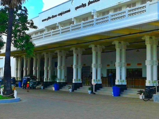 Jaffna Central Railway Station