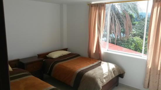 La Cuadra Hotel: Room in new section