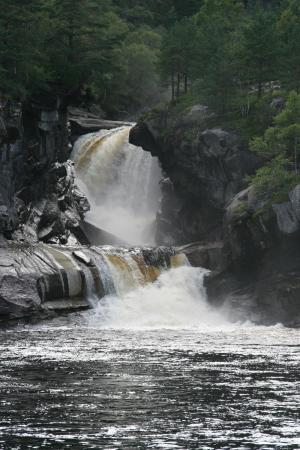 Rafoss Waterfall