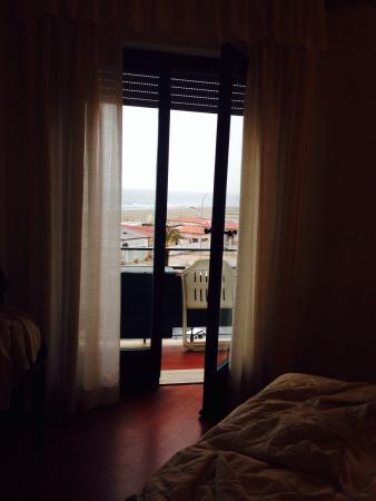 Hotel Piccadilly: Dalla camera