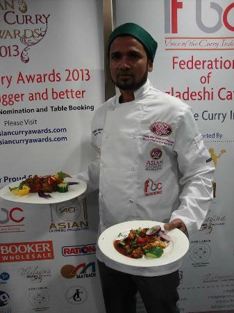 Award Winning Hot Spicy Kangari & Hot Fried Pot Chicken Starter