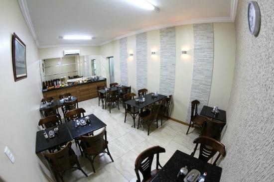 Hotel Belem : Sala do café