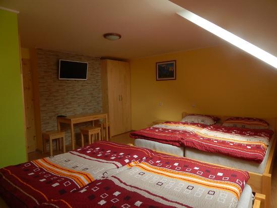 Guest house Pr'Ambruzarju