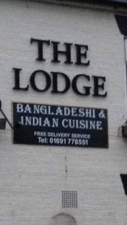The lodge Bangladeshi and Indian restaurant