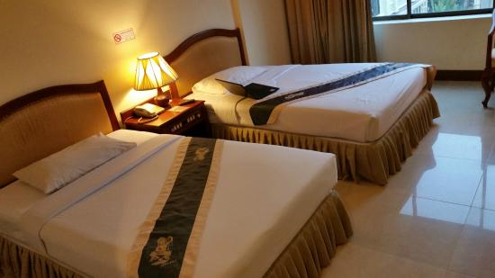 Monoreach Angkor Hotel: 2