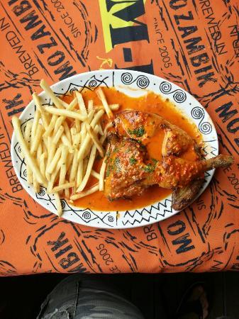 Mo-zam-bik: Top meal