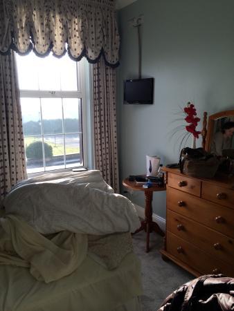 Killerig House: unser kleines Zimmer