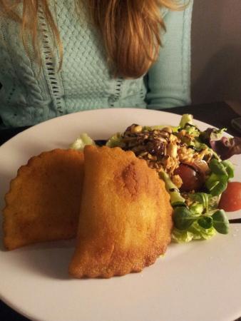 Descobertas do Lusitano: Salada de 'gambas'