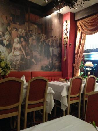 Cardiff Hotel Restaurant : dining room