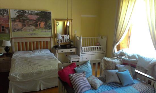 Kambro Cottage: Bedroom