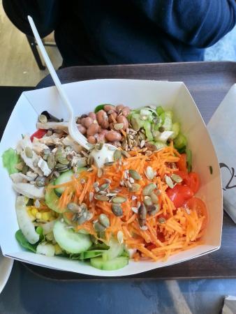 Viva BuonoFrescoNaturale : Salad ftw