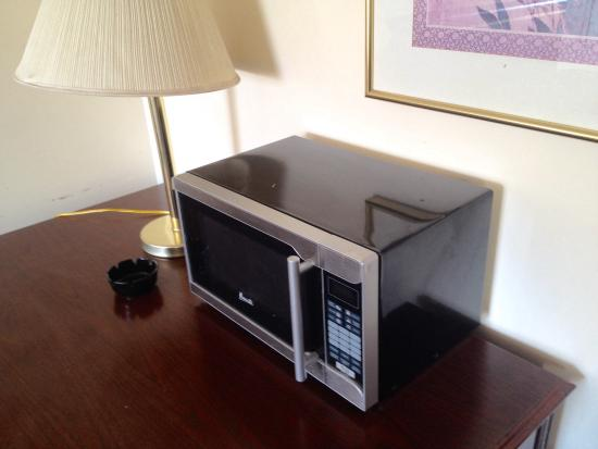 نياك موتور لودج: Microwave